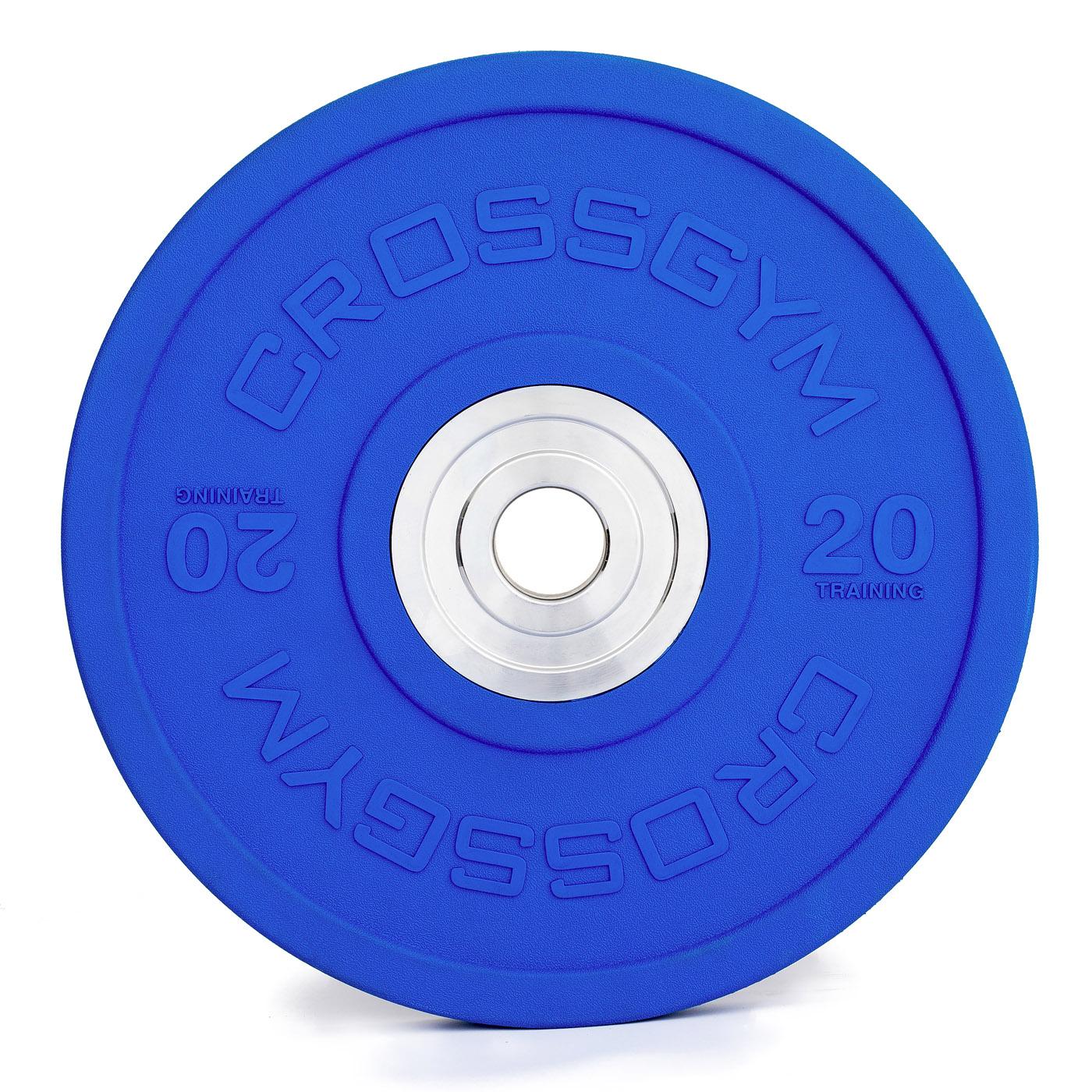 Kotouč Bumper Plate 20 kg CrossGym