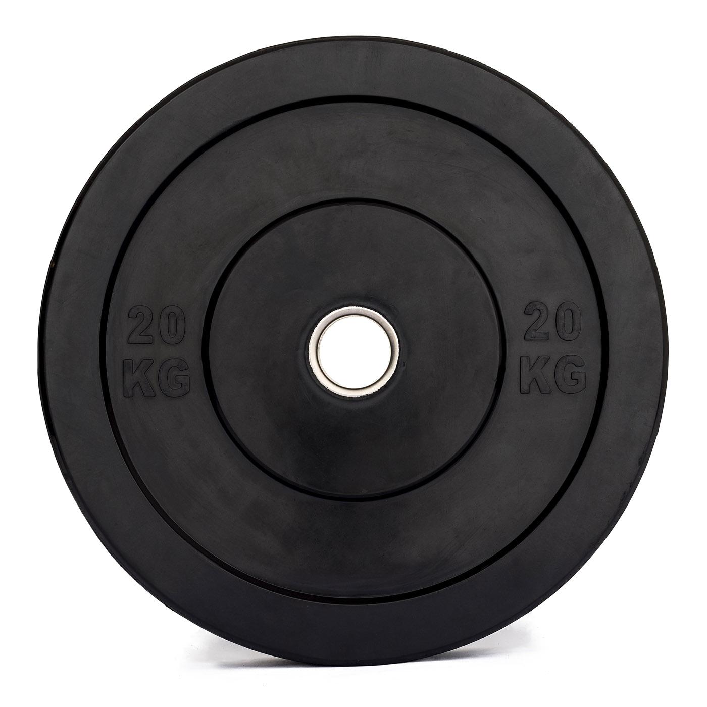 Kotouč Bumper Plate 20 kg training