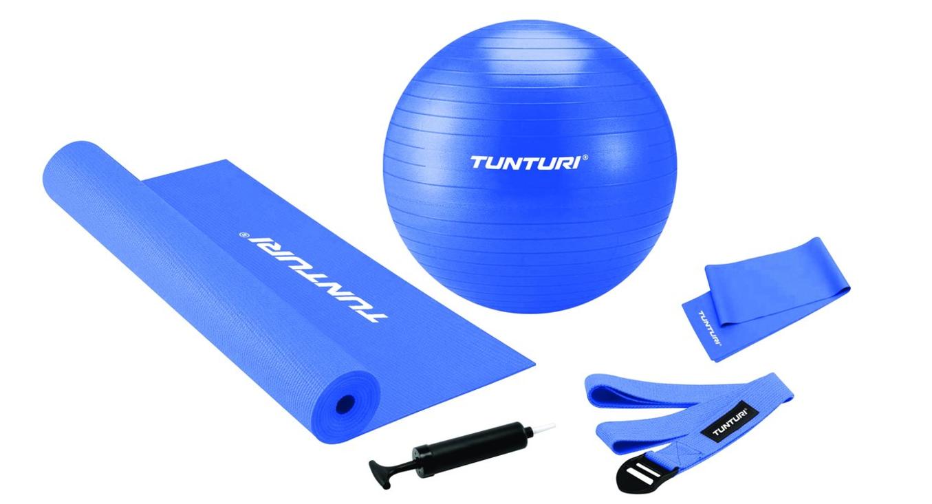 TUNTURI PILATES Fitness set