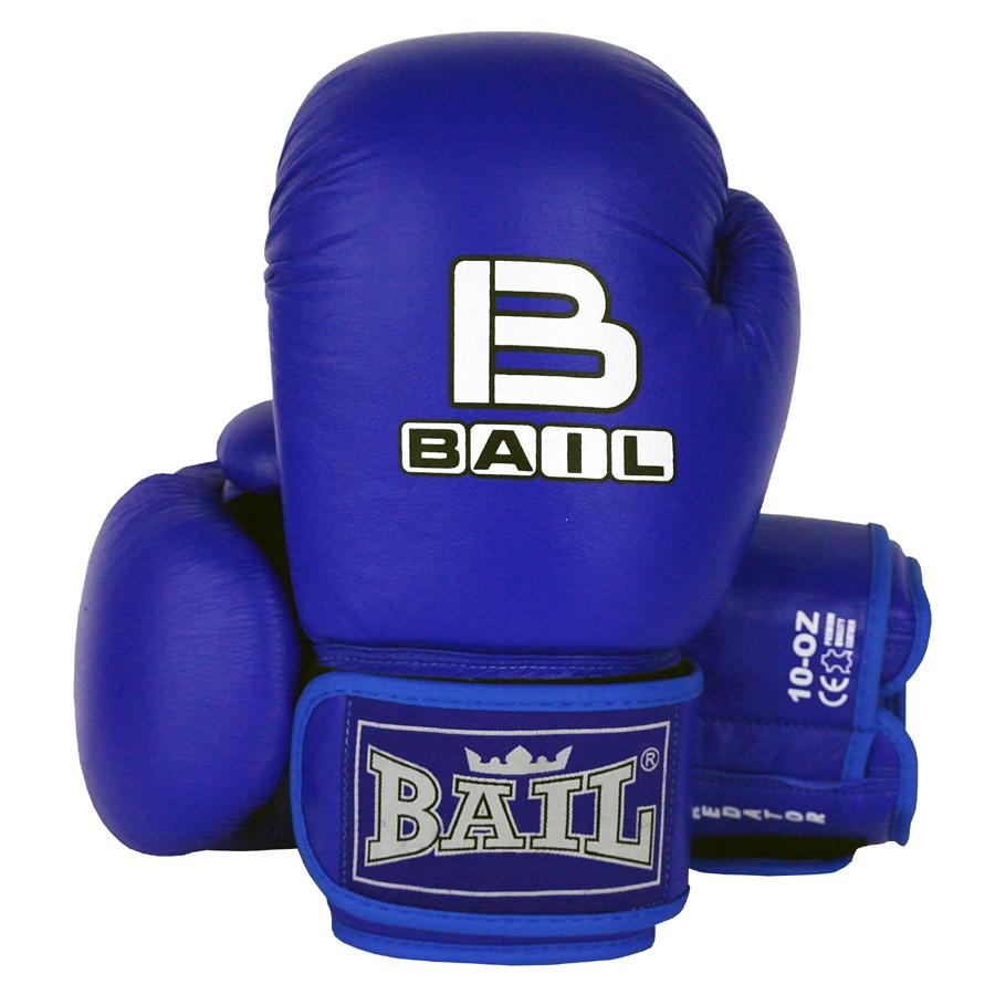 Boxerské rukavice Predator 10 OZ BAIL modré