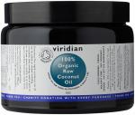 VIRIDIAN 100% Organický kokosový olej 500g