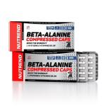 NUTREND Beta-Alanine Compressed Caps 90 kapslí