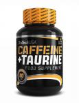 BIOTECH USA Caffeine Taurine 60 kapslí