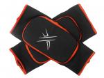 Chrániče kotníku a nártu s vycpávkou TEAM-X