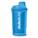 BIOTECH USA Shaker WAVE 600 ml modrý