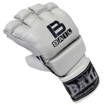 BAIL rukavice MMA WHITE