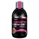 BIOTECH USA L-Carnitine 70000 + chrome 500 ml pomeranč