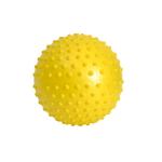 Míč SENSYBALL s výstupky žlutý 20 cm