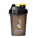 OLIMP shaker BLACK 400 ml