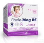 OLIMP CHELA-MAG B6 Junior 15 sáčků pomeranč