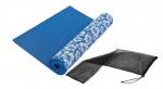 Jóga podložka s obalem TUNTURI modrá