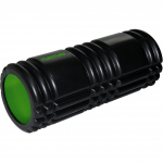 Masážní válec Foam roller TUNTURI černo-zelený