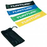 Posilovací gumy sada - 4 ks TUNTURI