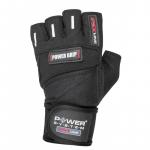 Fitness rukavice Power grip L