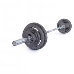 Olympijská činka TRINFIT 90 kg