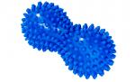 Masážní váleček peanut modrý