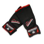 Gelové rukavice DBX BUSHIDO červené S/M