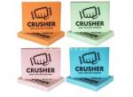CRUSHER - gripy pro zlepšení úchopu - modré