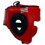 Boxerská přilba - kůže SPARRING - FIGHT BAIL