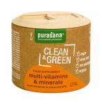 PURASANA Multi vitamins Minerals BIO 60 tablet (Multivitaminy a minerály)