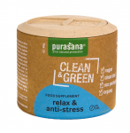 PURASANA Relax Anti-stress BIO 60 tablet (Proti stresu)