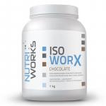 NUTRIWORKS Iso Worx 1 kg + 5 vzorků ISO WHEY ZERO ZDARMA!