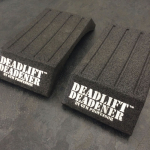 Odkládací bloky STRENGTHSYSTEM Deadlift Deadener