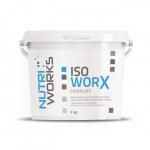 NUTRIWORKS Iso Worx 2 kg + 5 vzorků ISO WHEY ZERO ZDARMA!