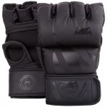 MMA rukavice Challenger bez palce - černé VENUM
