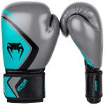 Boxerské rukavice Contender 2.0 šedé/tyrkysově-černé VENUM