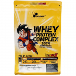 OLIMP Whey Protein Complex 100% 700 g limited edition cookies cream + 5 vzorků gaineru PROFI MASS zdarma!