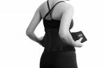 Zeštíhlovací pás - Slimming Belt MADMAX - černý