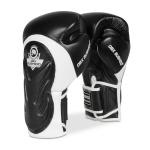 Boxerské rukavice BB5 - přírodní kůže DBX BUSHIDO