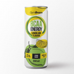 GymBeam BCAA Energy drink citron limetka