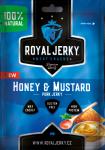Royal Jerky Pork - vepřové Honey Mustard 12x22 g