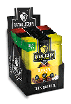 Royal Jerky Beef Mix (4x22 g original, 4x22 g barbecue, 4x22 g sweet chilli)