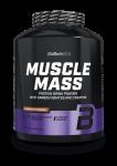 BIOTECH USA Muscle Mass 2270 g čokoláda