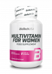 BIOTECH USA Multivitamin for women 60 tablet