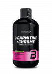 BIOTECH USA L-Carnitine 70000 + chrome 500 ml pomeranč