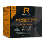 REFLEX Nexgen® PRO + Digestive Enzymes 120 kapslí