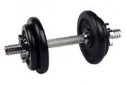Jednoruční nakládací činka 10 kg TRINFIT 30 mm