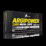 OLIMP ARGIPOWER 1500 Mega Caps 120 kapslí + 5 vzorků BCAA XPLODE zdarma!