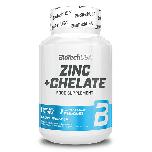 BIOTECH USA Zinc + Chelate 60 tablet