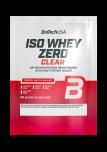 BIOTECH USA Iso Whey Zero Clear 25 g
