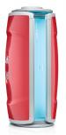 Solária Vertikální solárium HAPRO Proline 28 V Lounge Red