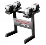 FINNLO VARIO TECH 2x25kg + stojan