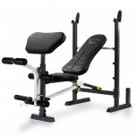 Posilovací lavice na bench press TUNTURI PURE COMPACT BENCH