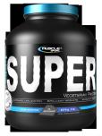 MUSCLE SPORT SUPER Vegetarian Protein 1135 g vanilka