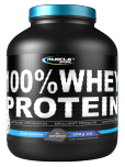 MUSCLE SPORT 100% WHEY protein 2270 g AKCE!