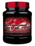 SCITEC HOT BLOOD 3.0 300 g AKCE!
